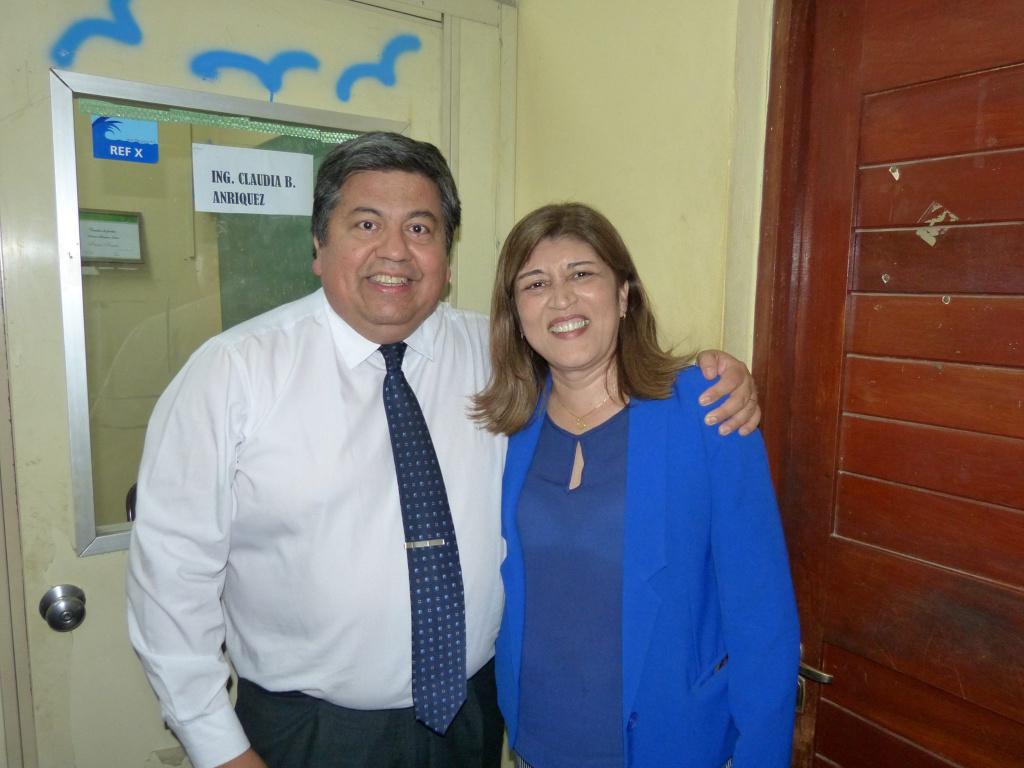 Héctor Paz electo Rector de la UNSE junto a María Díaz como Vicerrectora