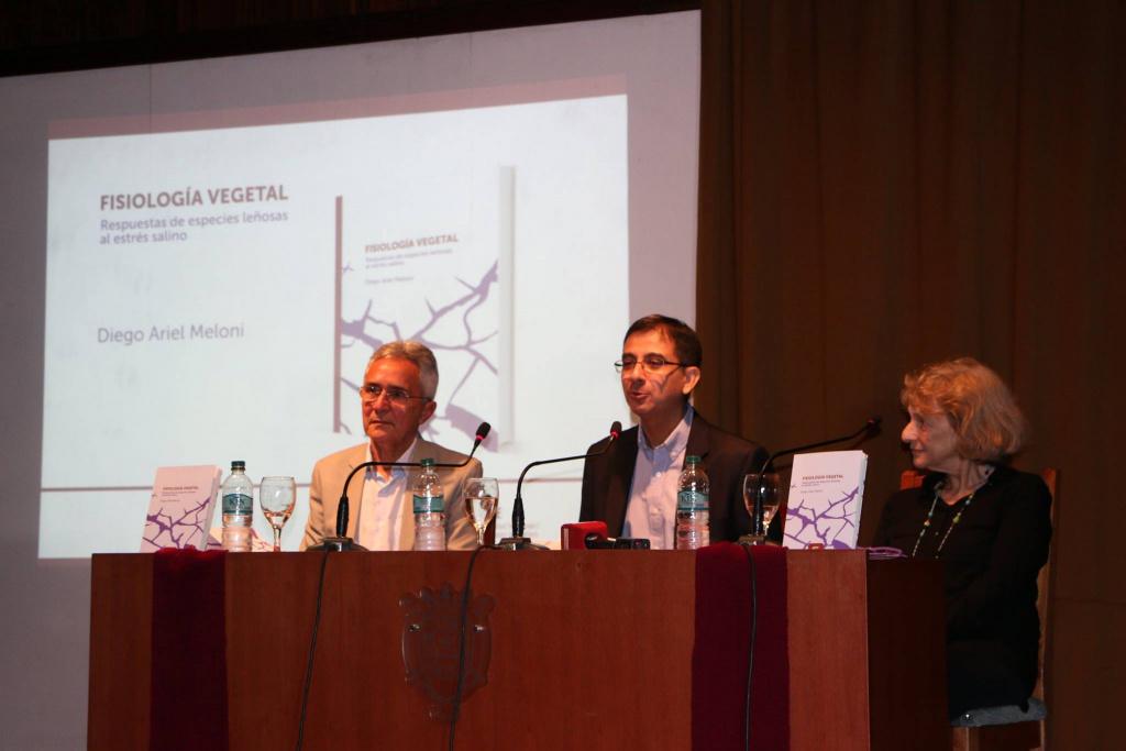Edunse presentó el libro de Diego Miloni