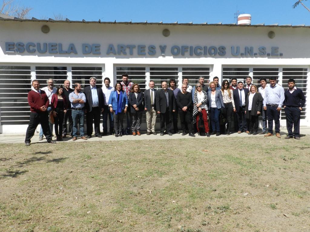 IV Encuentro de la Red Nacional de Universidades de Gestión Publica Formadora de Oficios