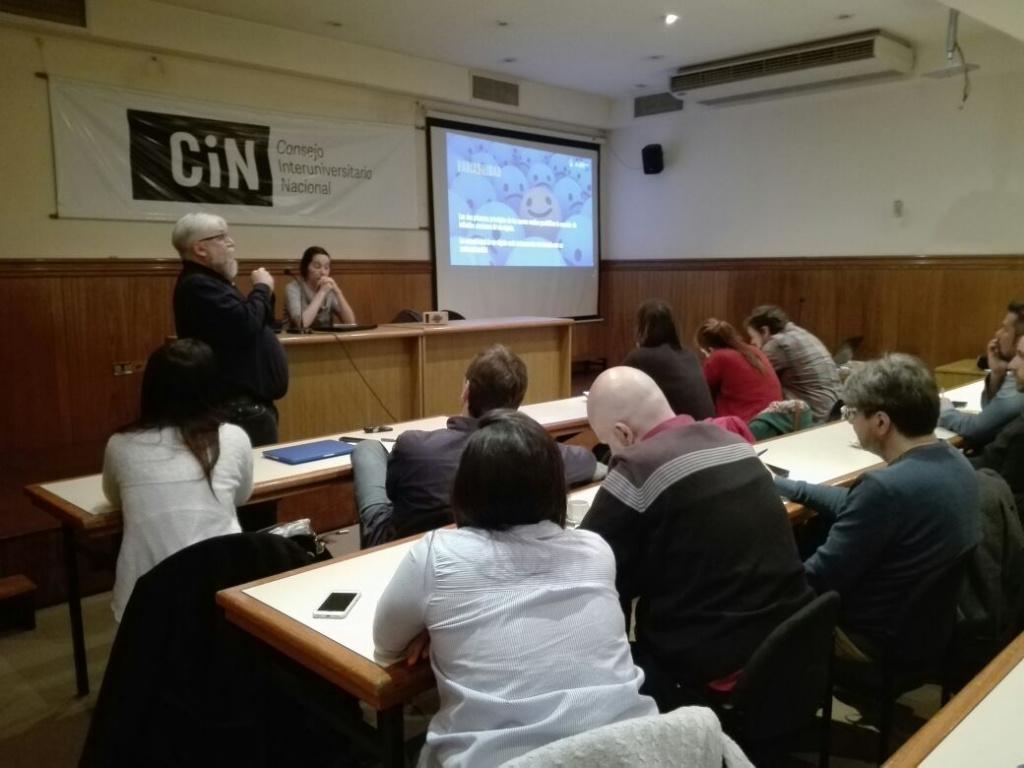 Taller de Proyectos Documentales Interactivos y Transmedia