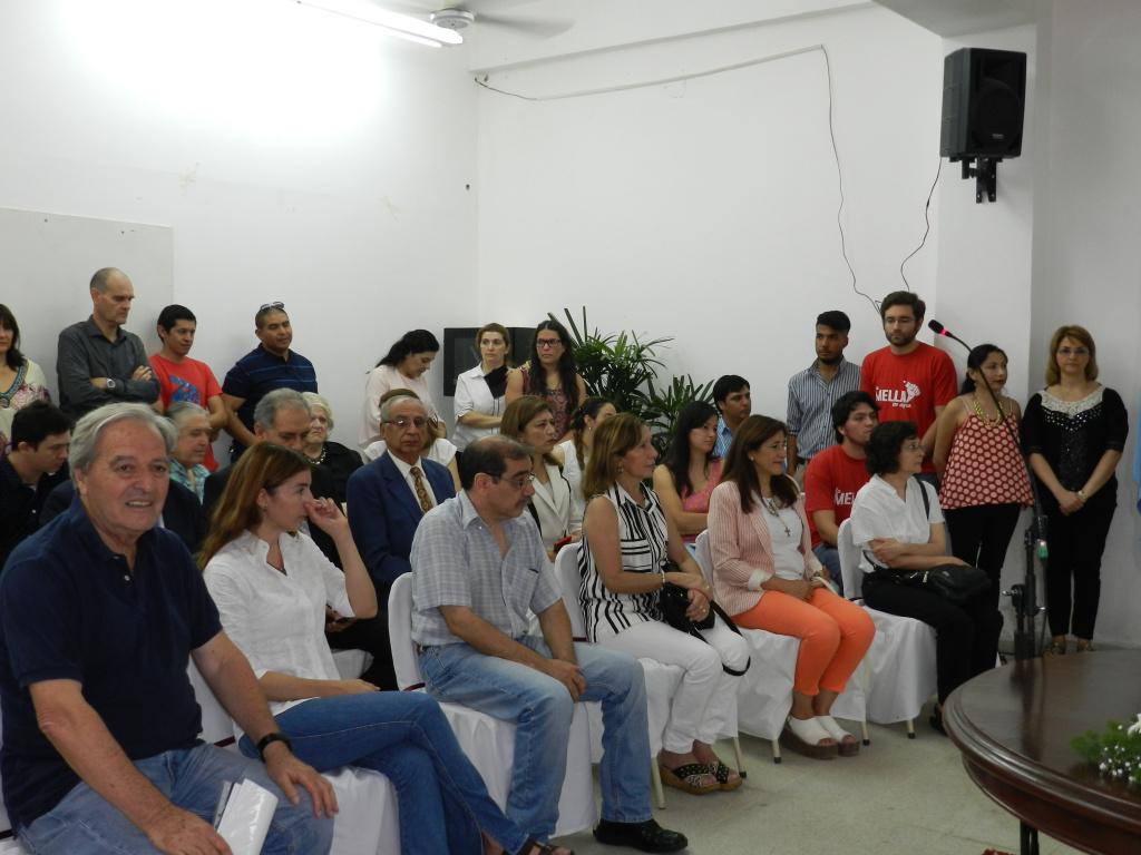 Asunción de Decanos, Vicedecanos y Consejeros Directivos