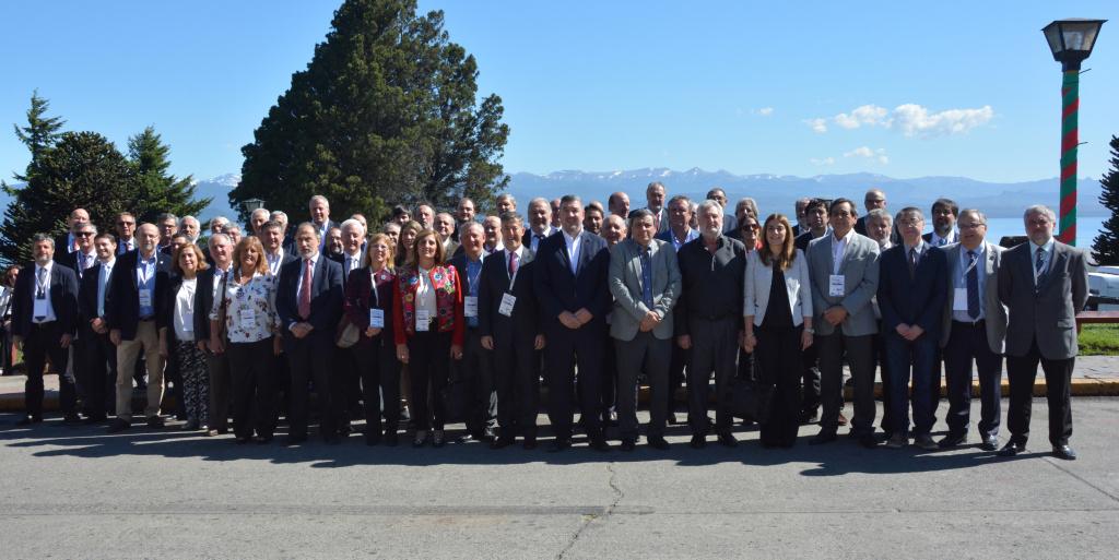 Plenario de Rectores extraordinario en la ciudad de Bariloche