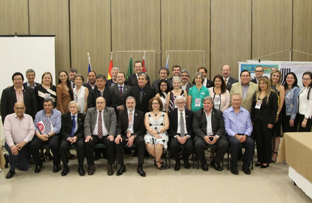 1º Encuentro del Grupo de Relaciones Internacionales de ZICOSUR Universitario
