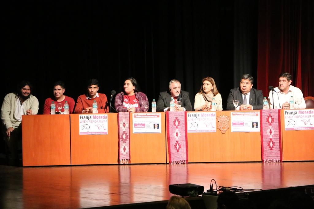 1° Jornada Regional de Ciencias Económicas