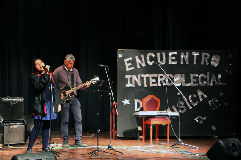 ENCUENTRO INTERCOLEGIAL DE MÚSICA POPULAR