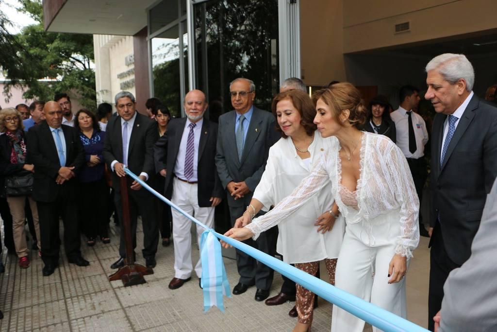 Inauguración Laboratorios de la Facultad de Ciencias Médicas