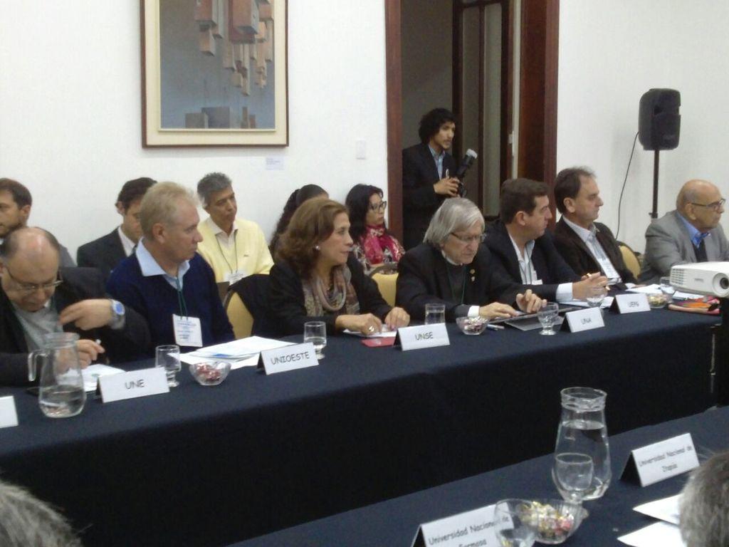Plenario Zicosur Universitaria y Grupo de Rectores del Norte Grande