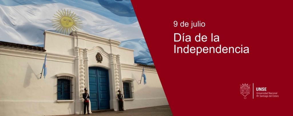 9 de julio- Día de la Independencia