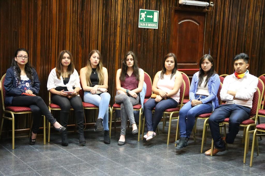 """Conversatorio: """"Universidad y Derechos Humanos"""""""