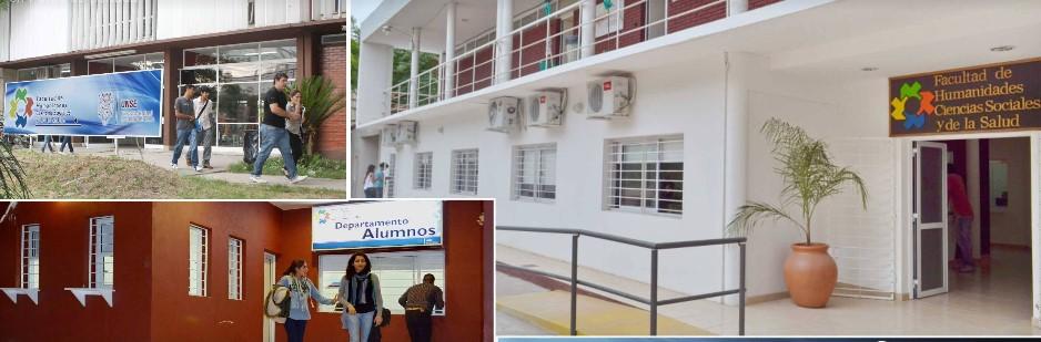 Concursos Docentes en la Facultad de Humanidades, Ciencias Sociales y de la Salud