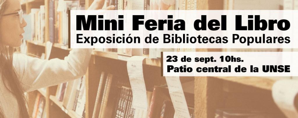 Invitación - Mini Feria del Libro