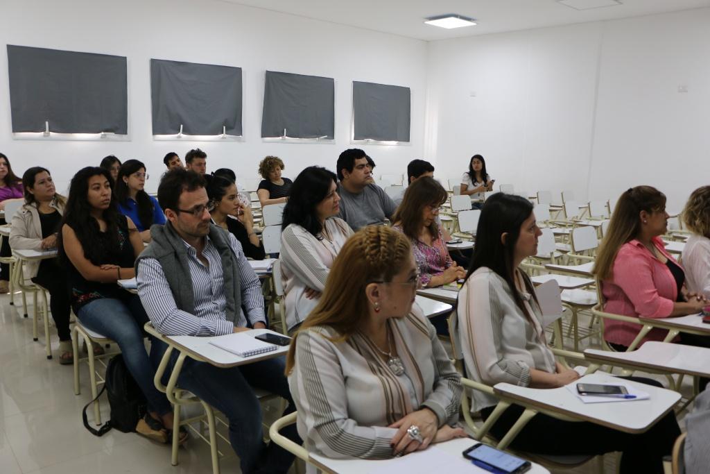 Capacitan sobre accesibilidad académica en la UNSE