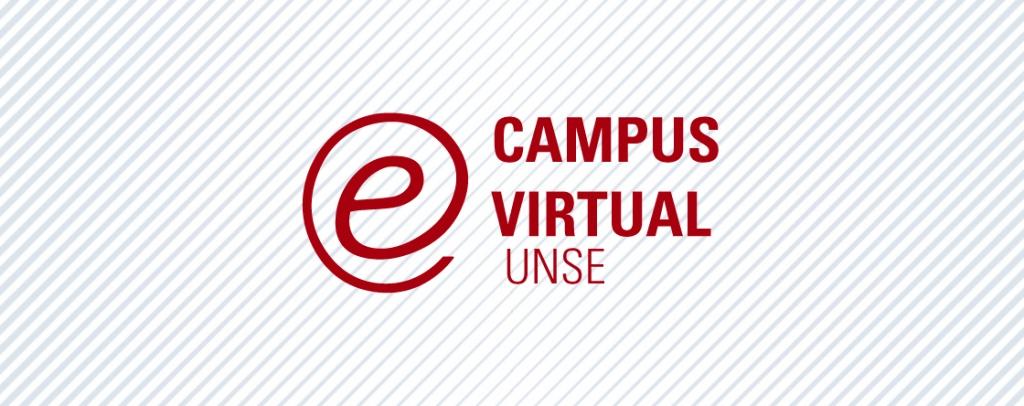 Ponen a disposición de docentes y estudiantes el Campus Virtual UNSE