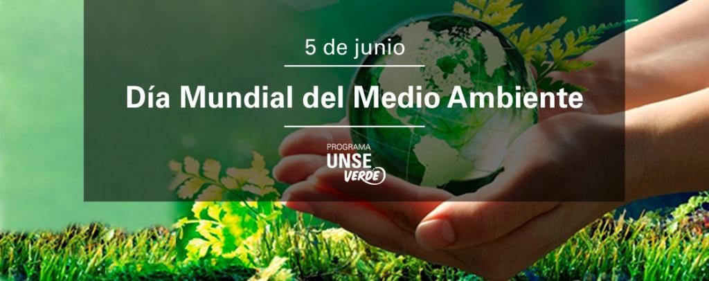 5 de junio - Día mundial del Ambiente