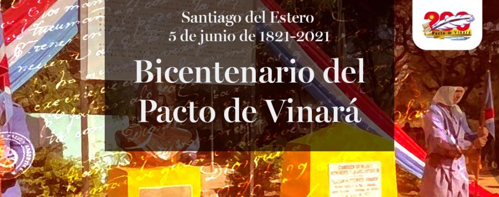 5 de junio- Bicentenario del Pacto de Vinará