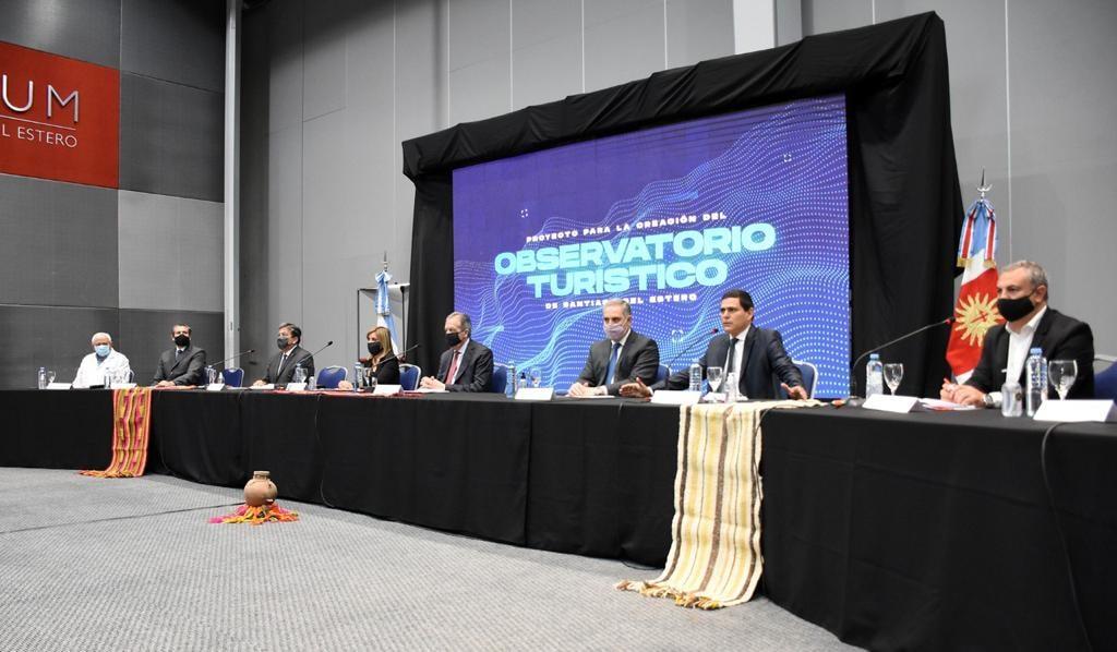 Anuncian la creación del Observatorio Turístico de Santiago del Estero