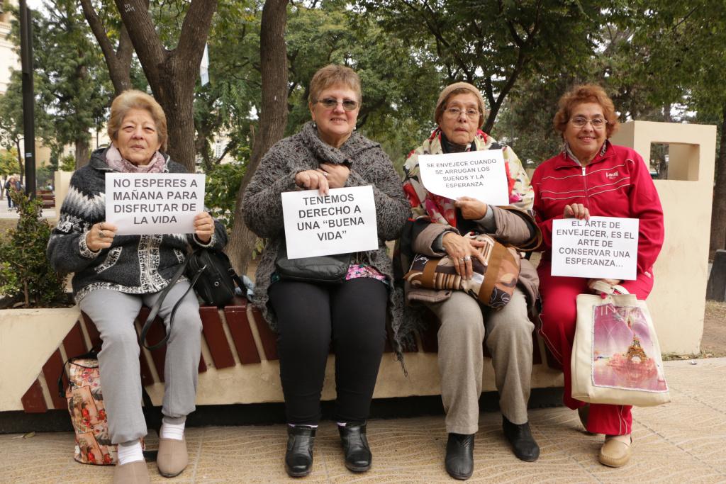 PEAM - UNSE: un ámbito propicio para el buen trato de las personas mayores
