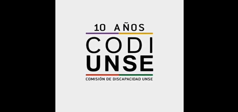 La Comisión de Discapacidad UNSE cumple 10 años construyendo conciencia inclusiva