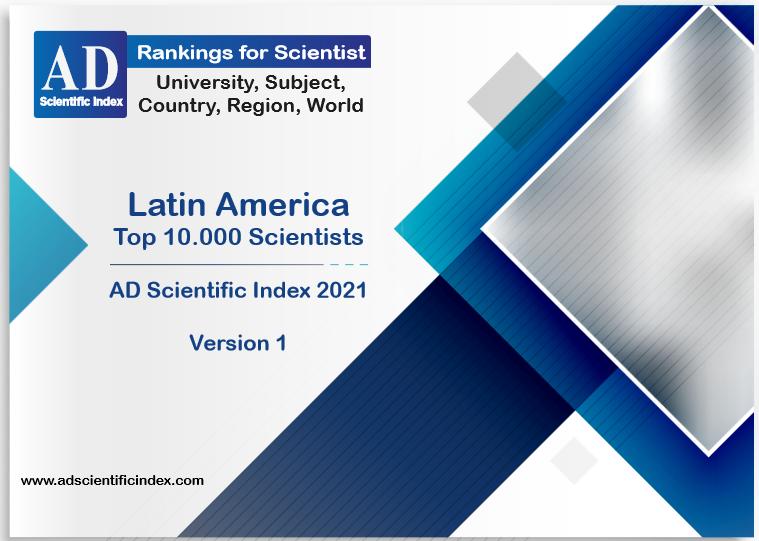 Científicos de nuestra Universidad figuran en el Indice Científico AD