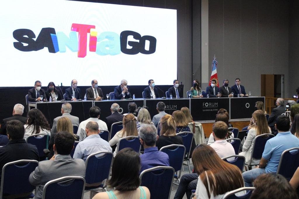 Se presentó el Sistema Integrado de Ciencia, Innovación y Tecnología de Santiago del Estero