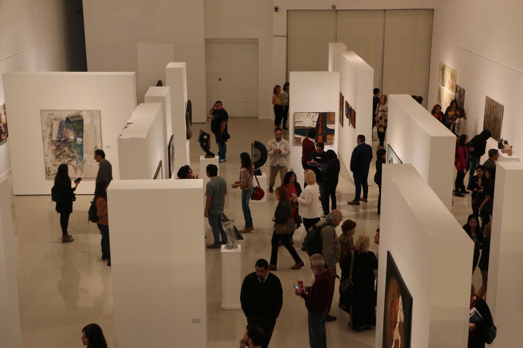Se inauguró la Exposición de Arte Universitario