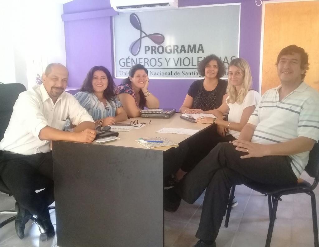 Programa Géneros y Violencias de la UNSE