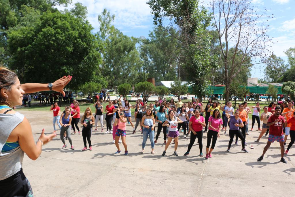 Jornada de Convivencia y Ambientación Estudiantil a la Vida Universitaria