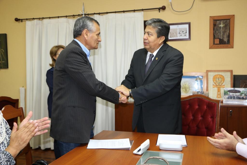 Convenio marco de cooperación