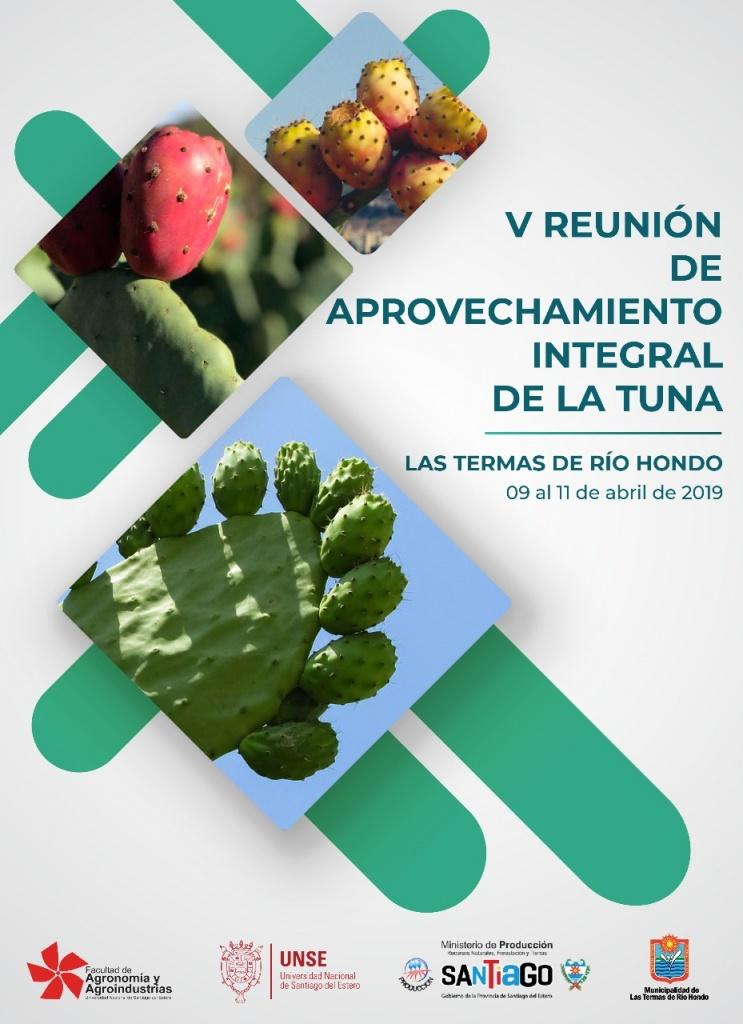 Compartimos información sobre la V Reunión de Aprovechamiento Integral de la Tuna