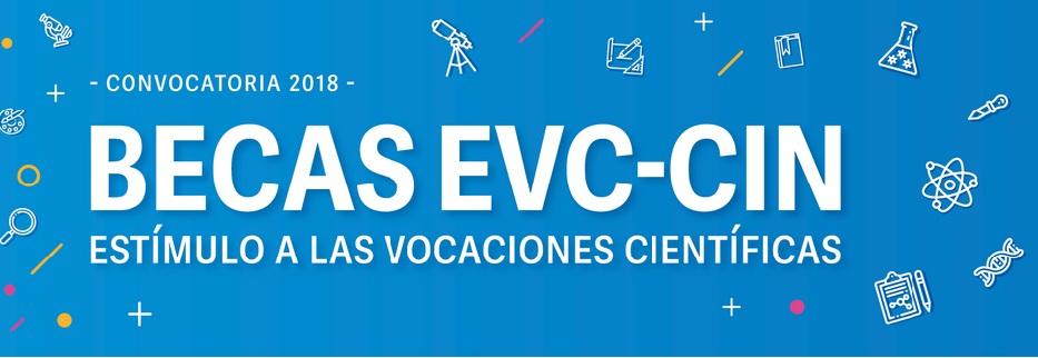 Información Becas EVC- CIN