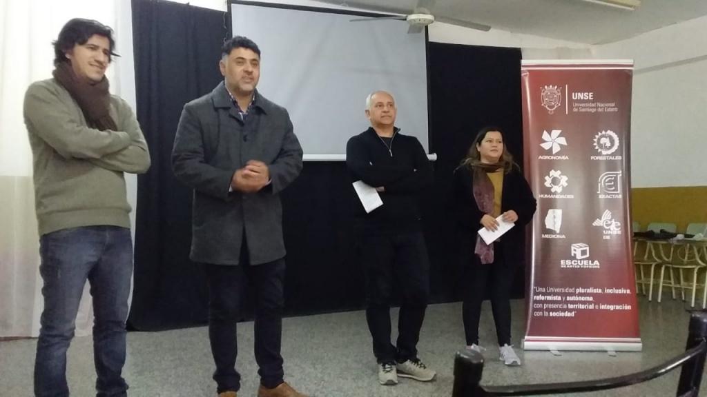 EL ÁREA DE RELACIONES INTERINSTITUCIONALES MANTUVO UN ENCUENTRO CON EL DIRECTOR DE CULTURA Y EDUCACIÓN DE LORETO