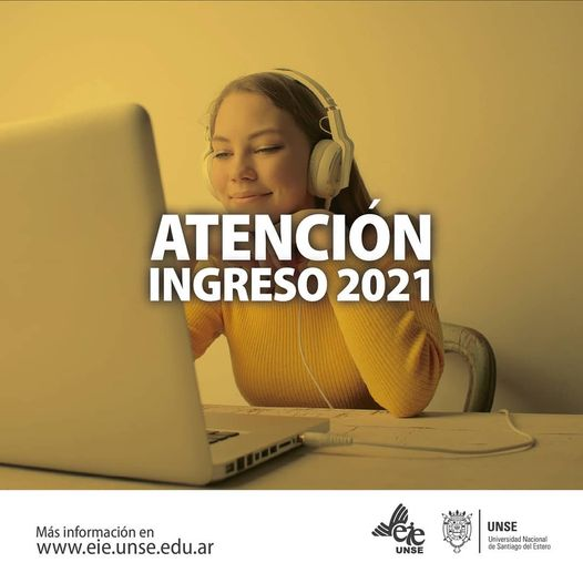 La EIE informa sobre el ingreso 2021