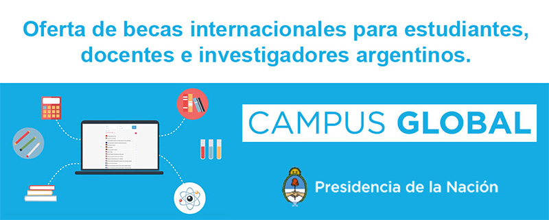Campus Global, la plataforma que provueve la movilidad internacional