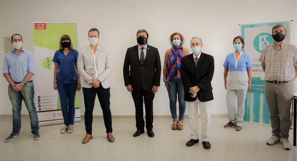 Presentan una nueva propuesta de formación: Diplomatura Universitaria en Asistente Dental
