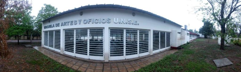 La Escuela de Artes y Oficios ofrece cursos gratuitos para estudiantes de la UNSE