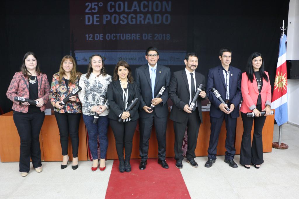 25° COLACIÓN DE POSGRADO