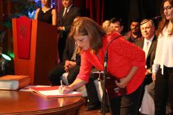 Asunción de Autoridades 2017-2021