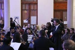 Concierto Orquesta UNSE en la Municipalidad de la Capital