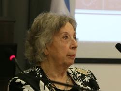 Doctora Honoris Causa - Ana María Lorandi _1