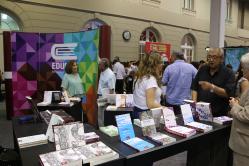 Edunse en la Feria del Libro