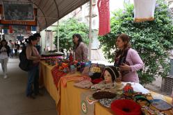 Feria de Artesanos Santiago Diversidad