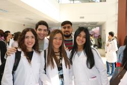 Inicio del Ciclo Académico 2018 - Facultad de Ciencias Médicas