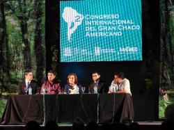 Segundo Congreso Internacional del Gran Chaco Americano